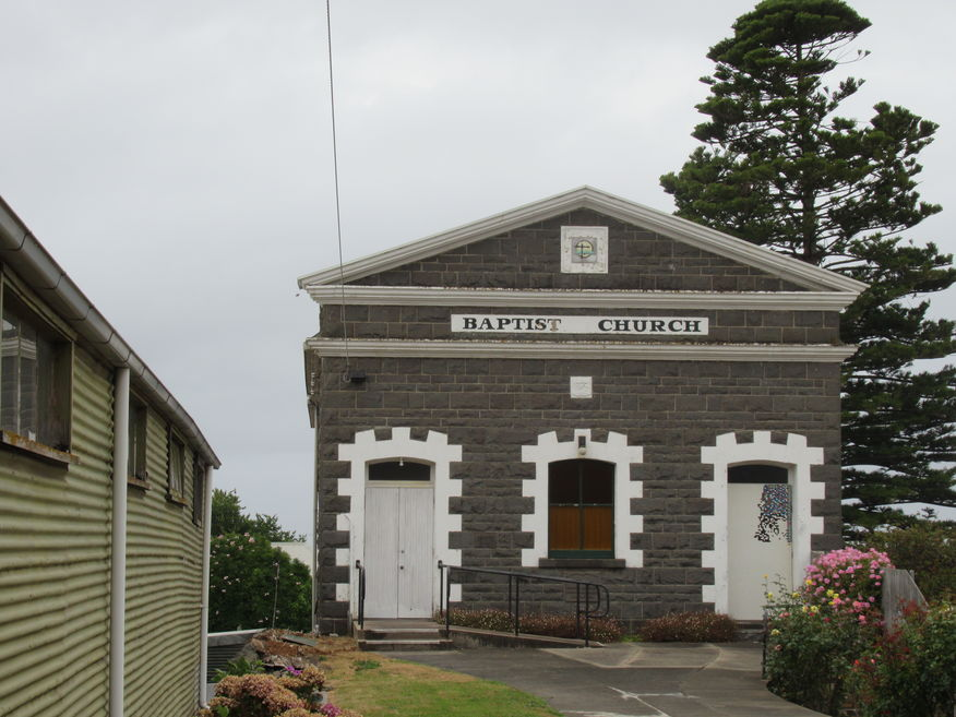 Portland Baptist Church - Former