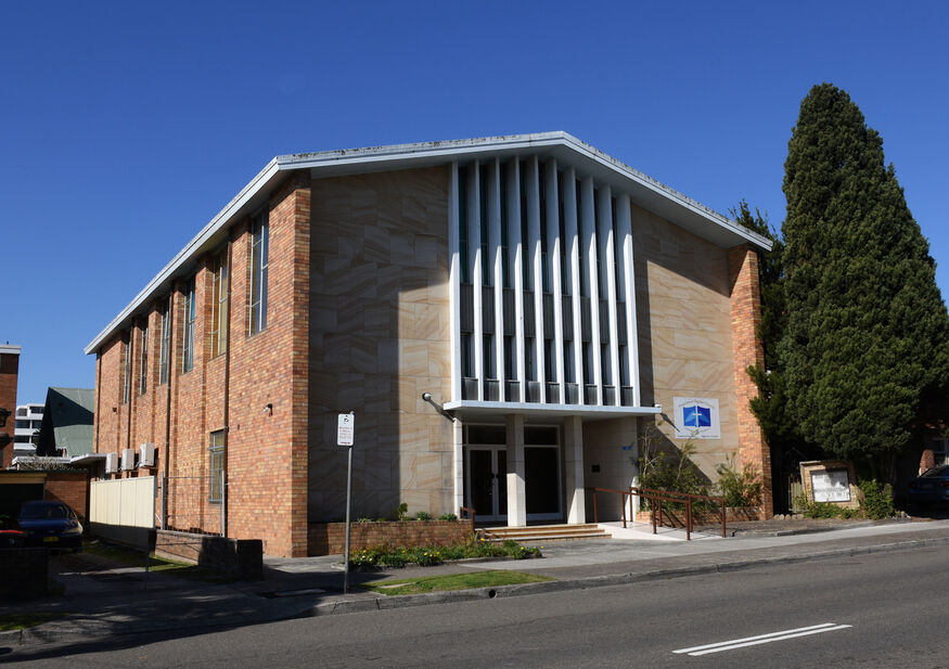 Punchbowl Baptist Church