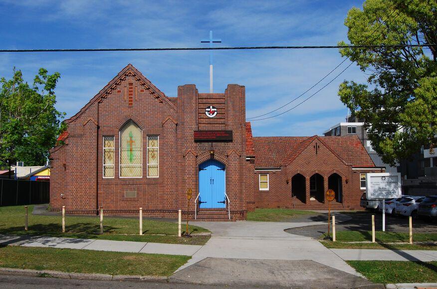 Punchbowl Uniting Church