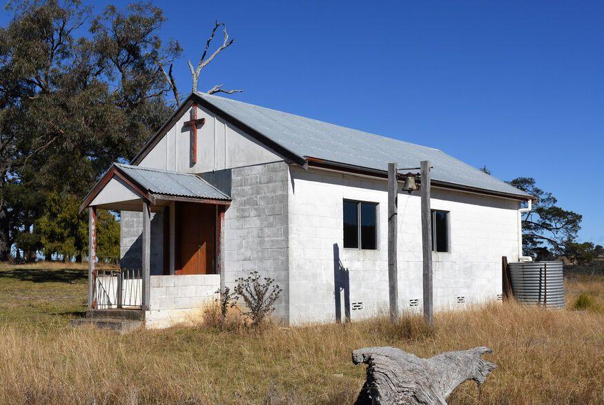 Pyramul Anglican Church