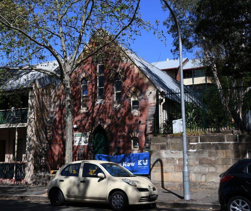 Pyrmont Methodist Church - Former