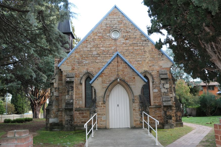 Queanbeyan Presbyterian Church