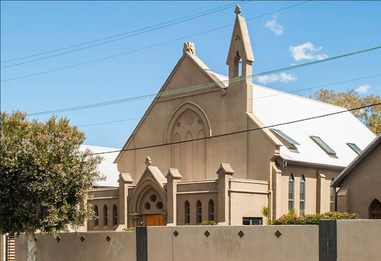 Raglan Road, Mount Lawley Church - Former