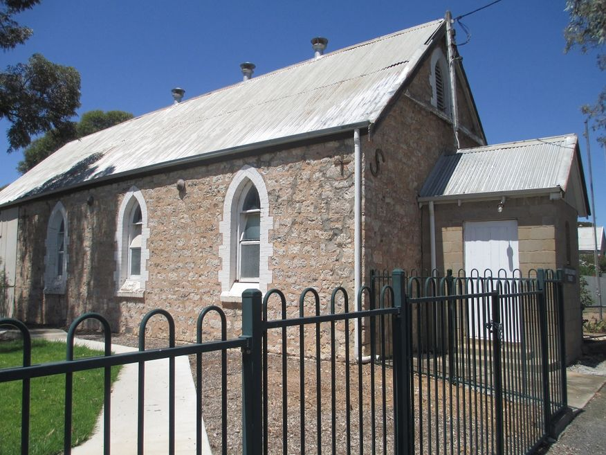 Rainbow Presbyterian Church - Former