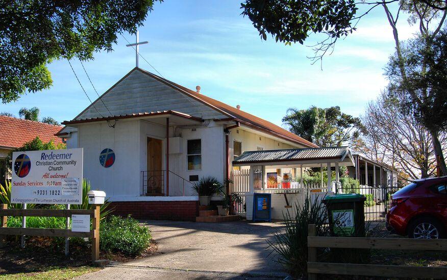 Redeemer Lutheran Church