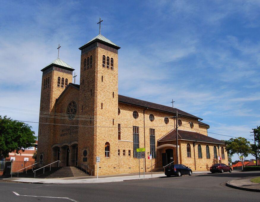 Regina Coeli Memorial Catholic Church
