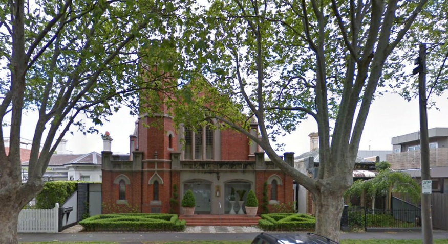 Richardson Street, Middle Park Church - Former
