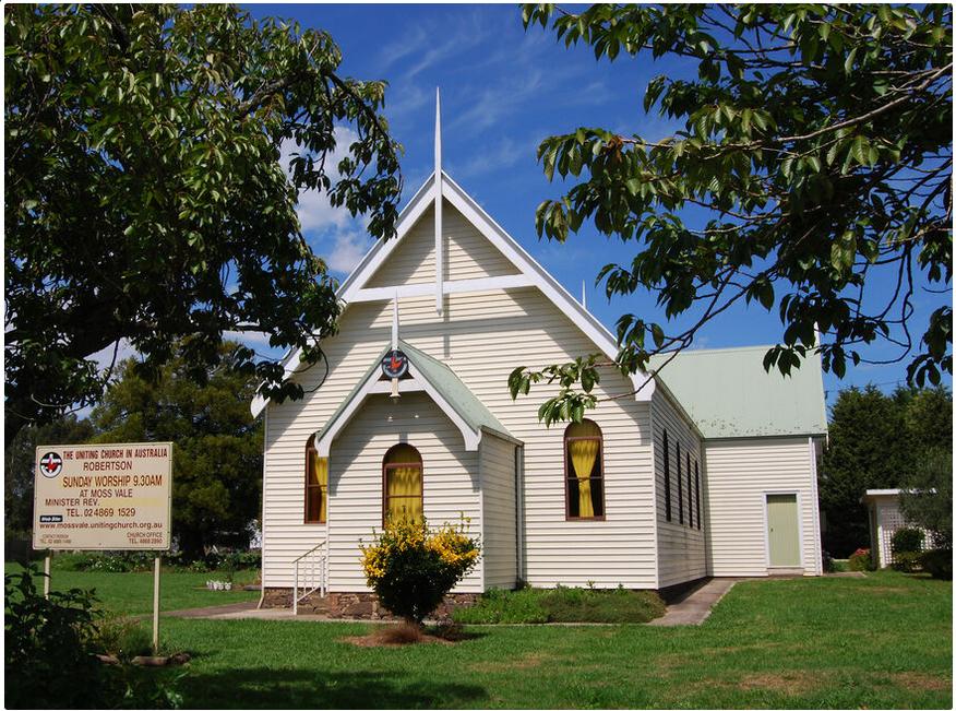 Robertson Uniting Church - Former