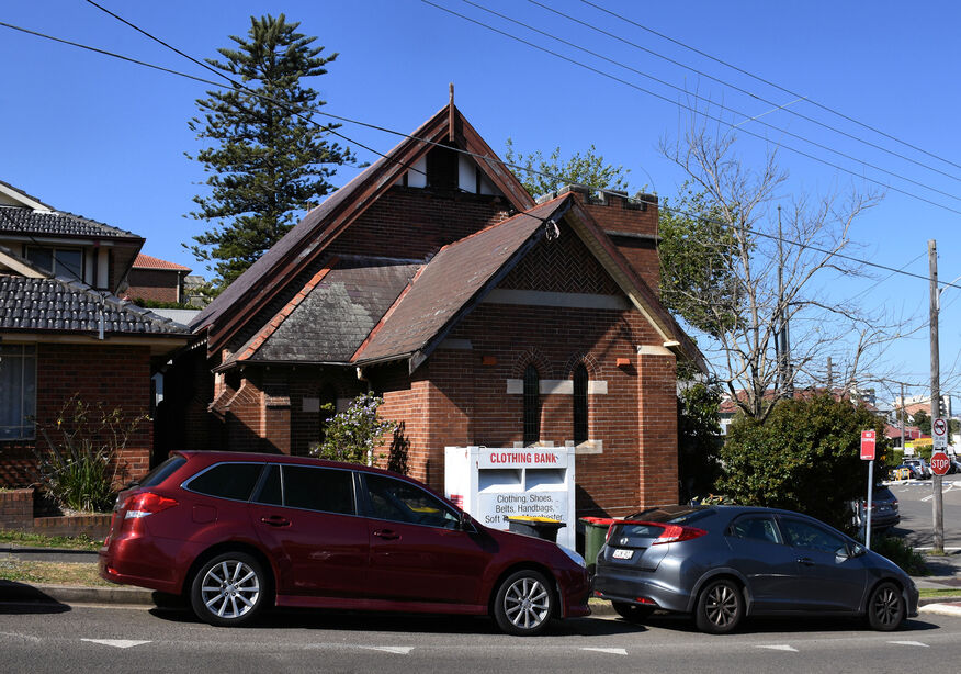 Rockdale Presbyterian Church/Rockdale Christian Church