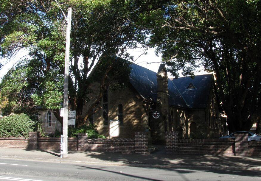 Rockdale Uniting Church