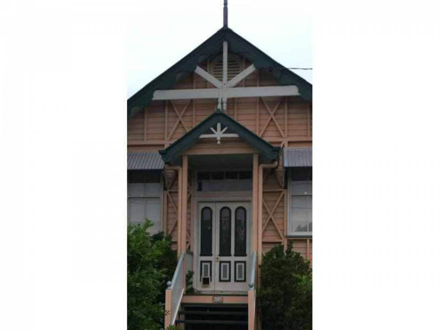 Rockhampton City Church - Former