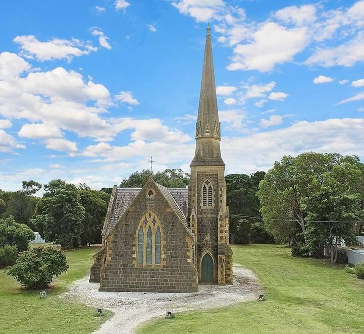 Rokewood Uniting Church - Former