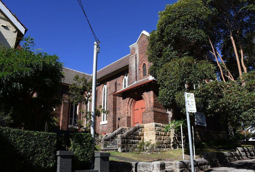 Rose Bay Presbyterian Church