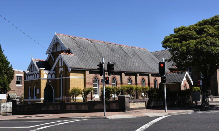 Rose Bay Uniting Church - Former