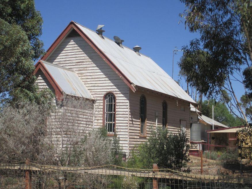 Rosebery Uniting Church - Former