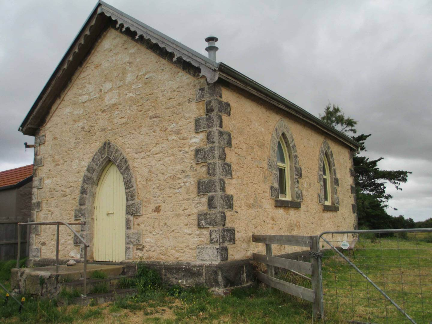 Rosebrook Church - Former