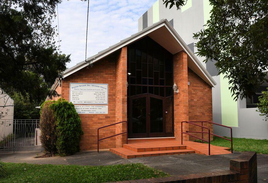 Russian Seventh-Day Adventist Church