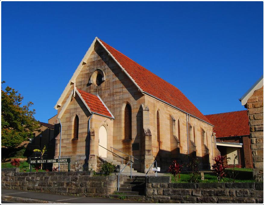 Ryde Wesley Uniting Church