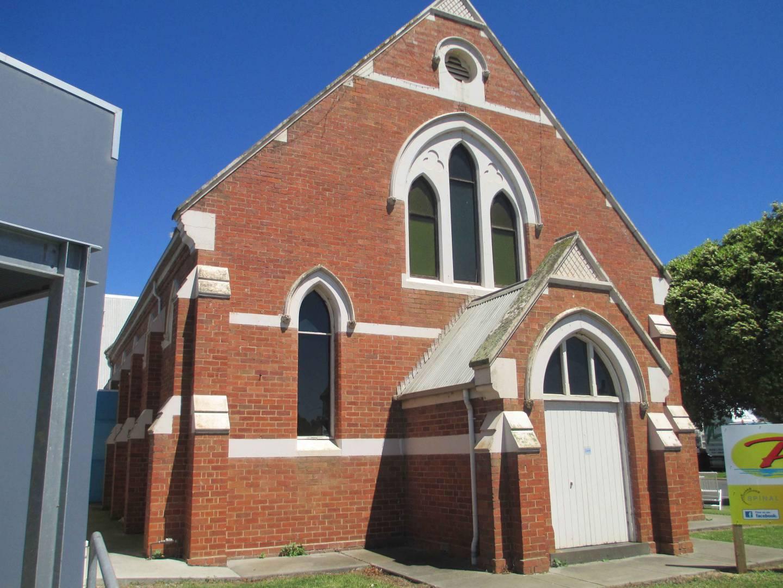 Sale Baptist Church - Former