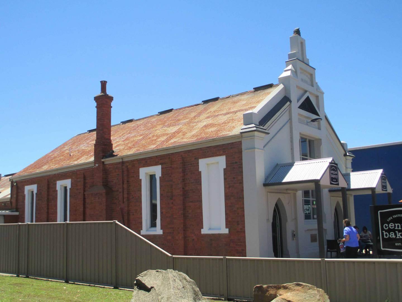 Sale Weslyan Methodist Church - Former