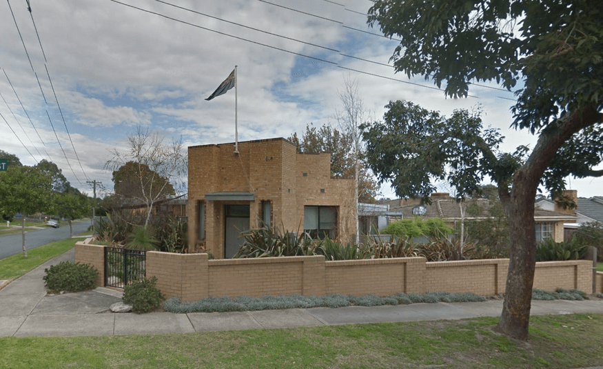 Salvation Army Citadel - Ashburton - Former