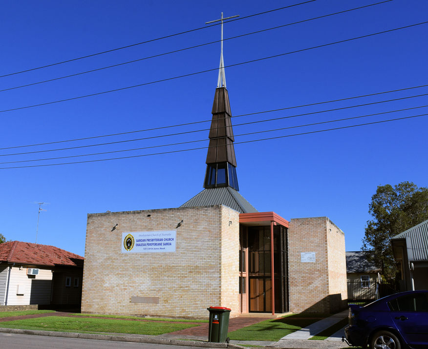 Samoan Presbyterian Church