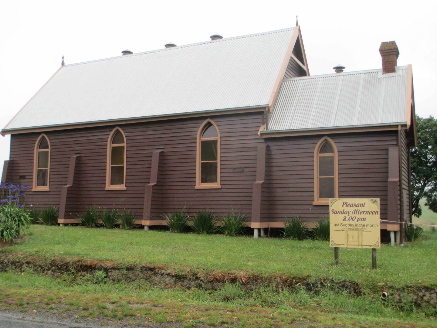 Scots Pioneer Church - Former