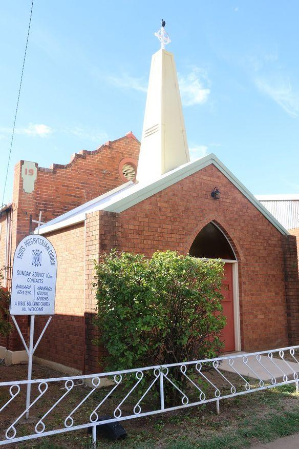 Scots Presbyterian Church