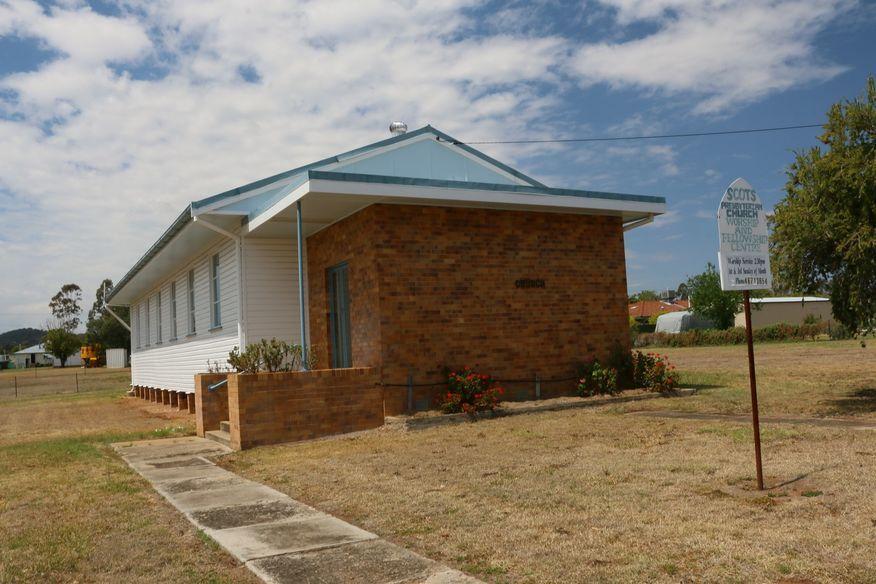 Scots Presbyterian Church - Former