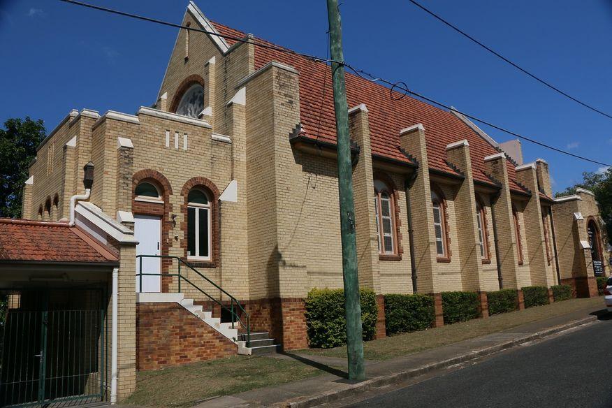 Scots Presbyterian Memorial Church