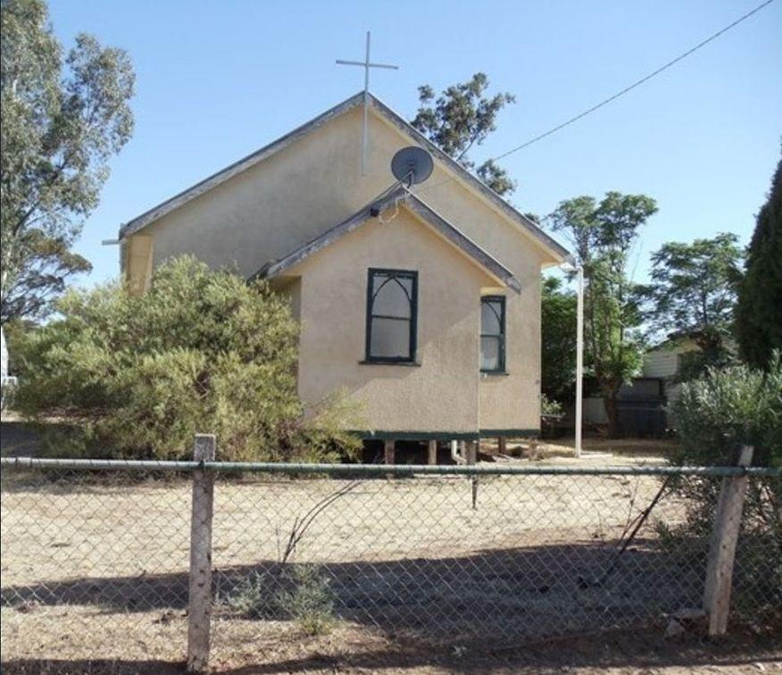 Sea Lake Lutheran Church - Former