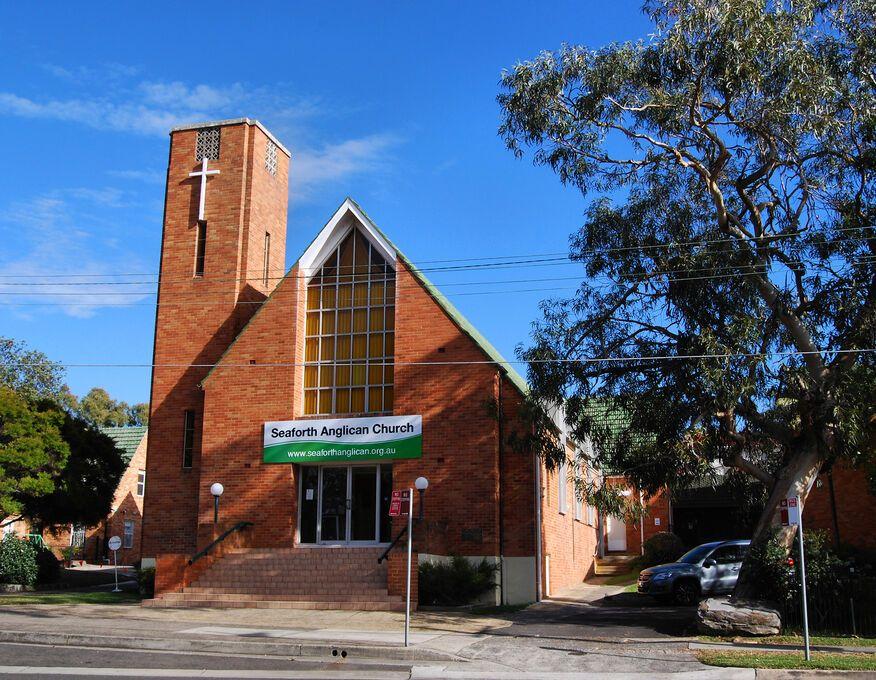 Seaforth Anglican Church