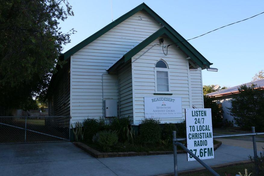 Seventh-Day Adventist Church - Beaudesert