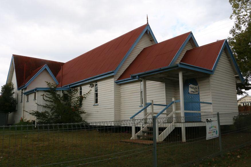 Seventh-Day Adventist Church - Former