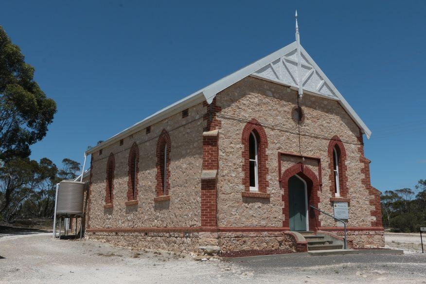 Sherlock Baptist Church