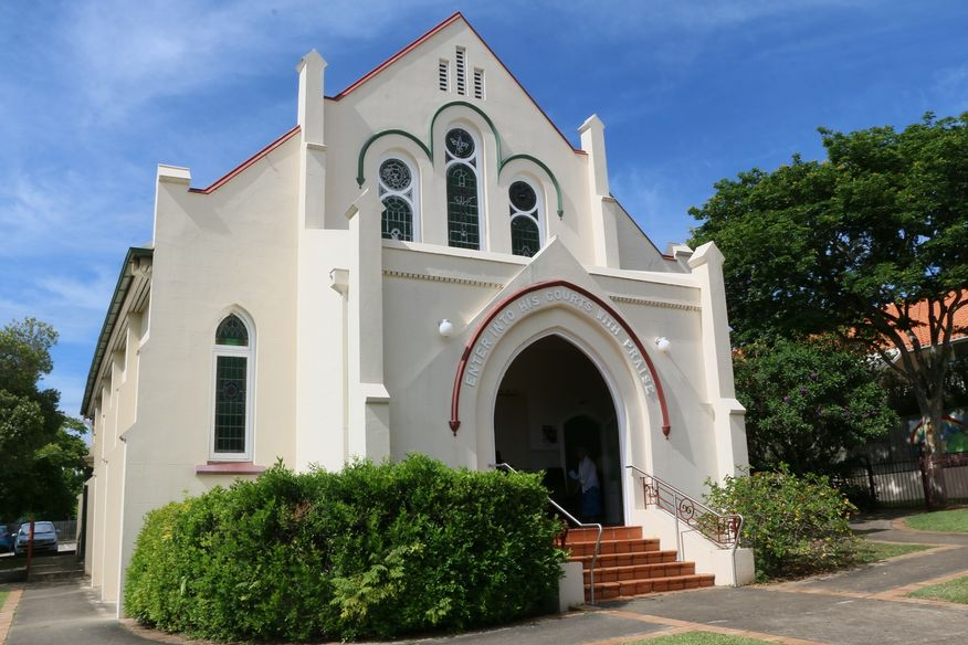 Sherwood Uniting Church