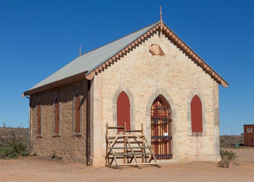 Silverton Wesleyan Methodist Church - Former