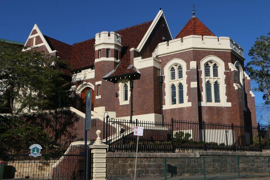 Sommerville House Chapel