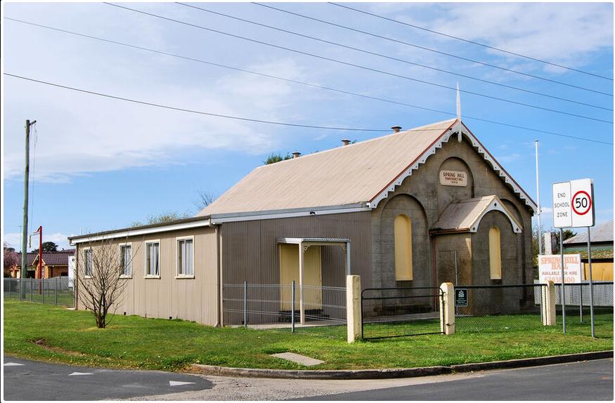 Spring Hill Baptist Church - Former