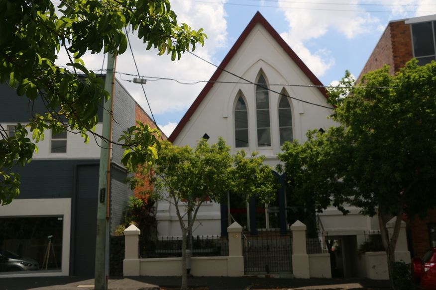 Spring Hill Methodist Church - Former