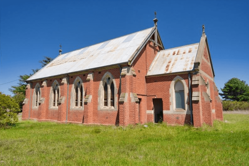Springdallah Catholic Church - Former