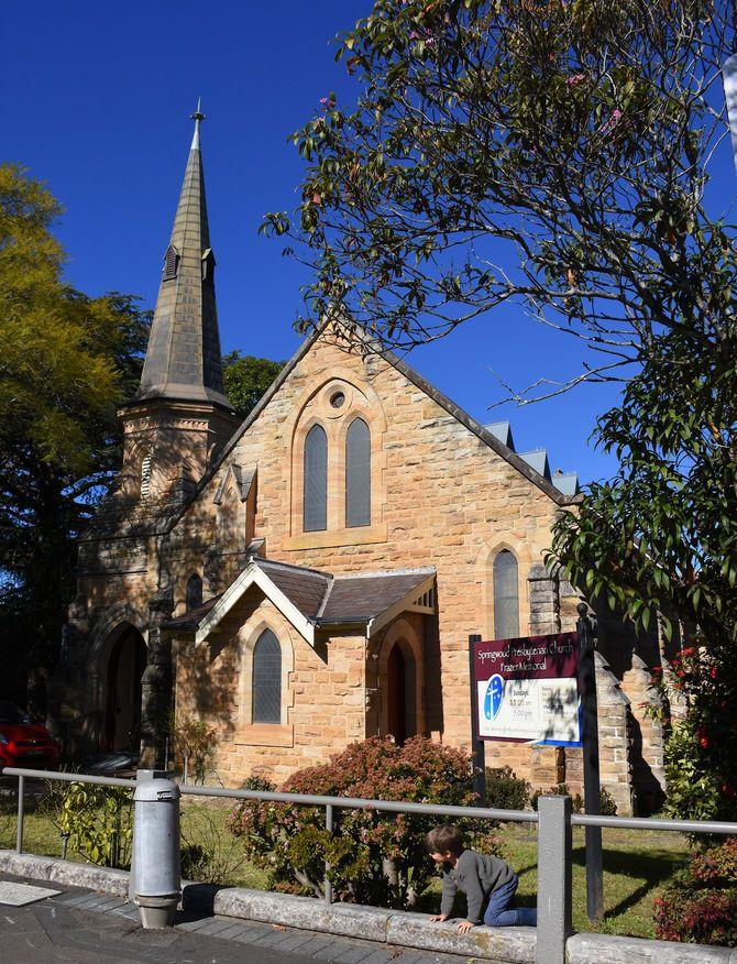 Springwood Presbyterian Church