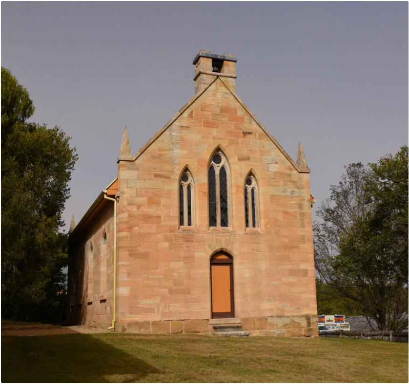 St. Bernard's Catholic Church - Former
