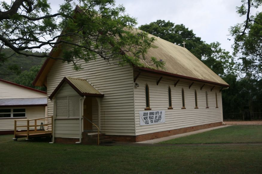 St Agnes Anglican Church