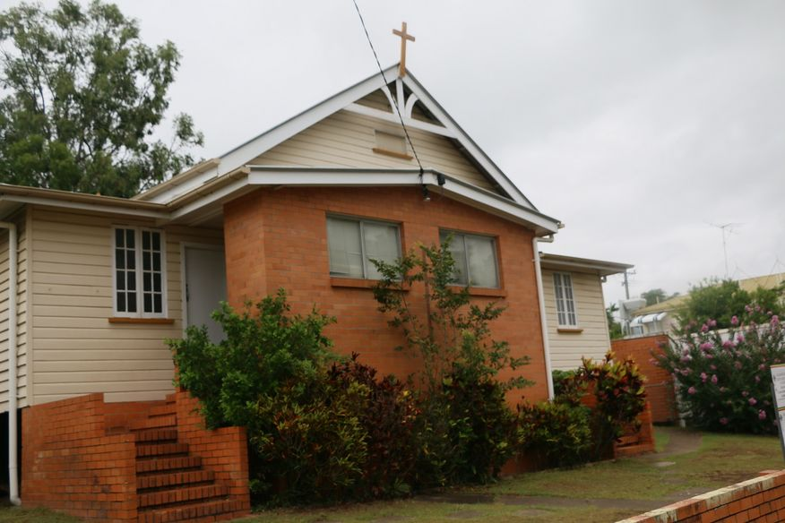 St Aidan's Anglican Church/St George Ethiopian Orthodox Tewahedo Church