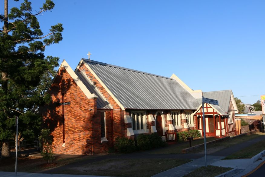 St Albans Anglican Church