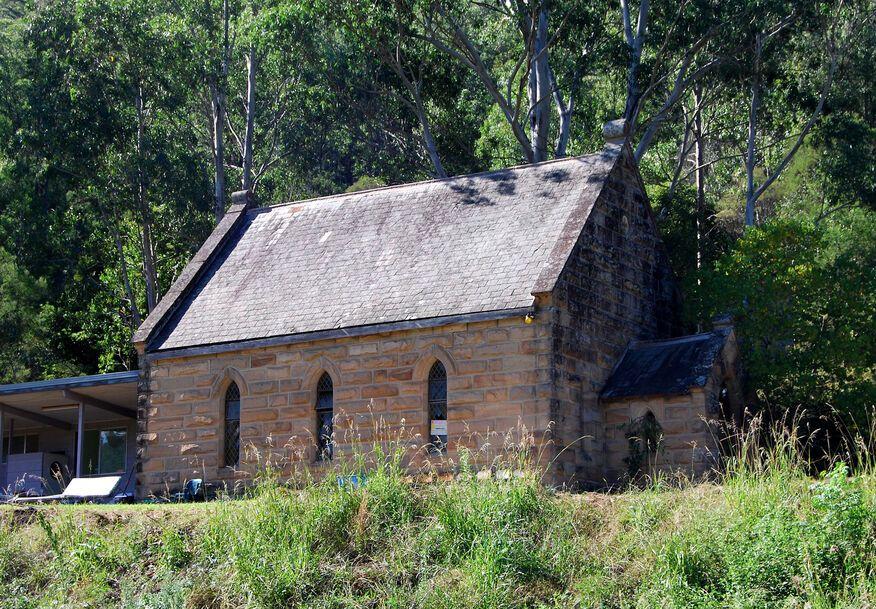 St Albans Methodist Church - Former