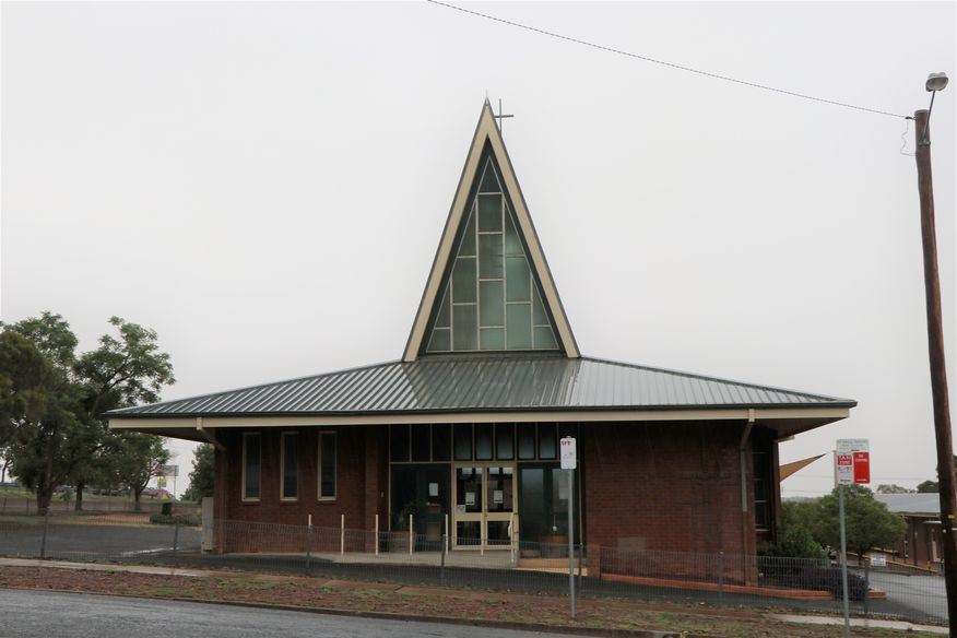 St Aloysius Memorial Catholic Church