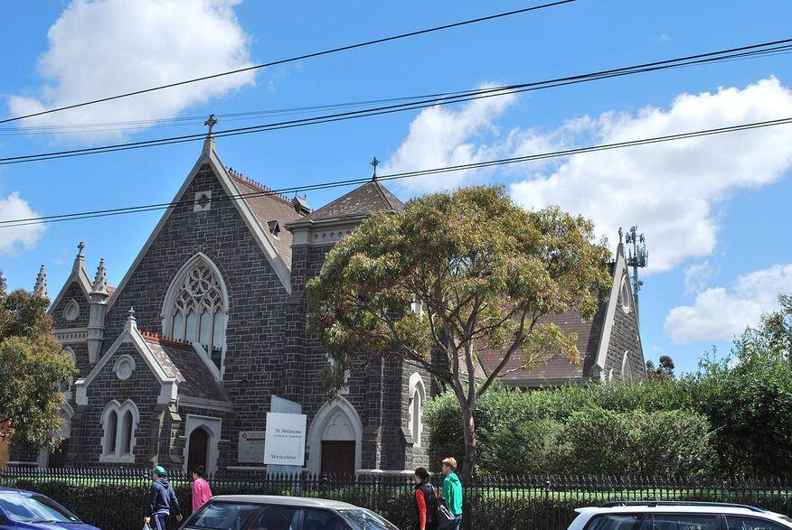 St Ambrose's Catholic Church