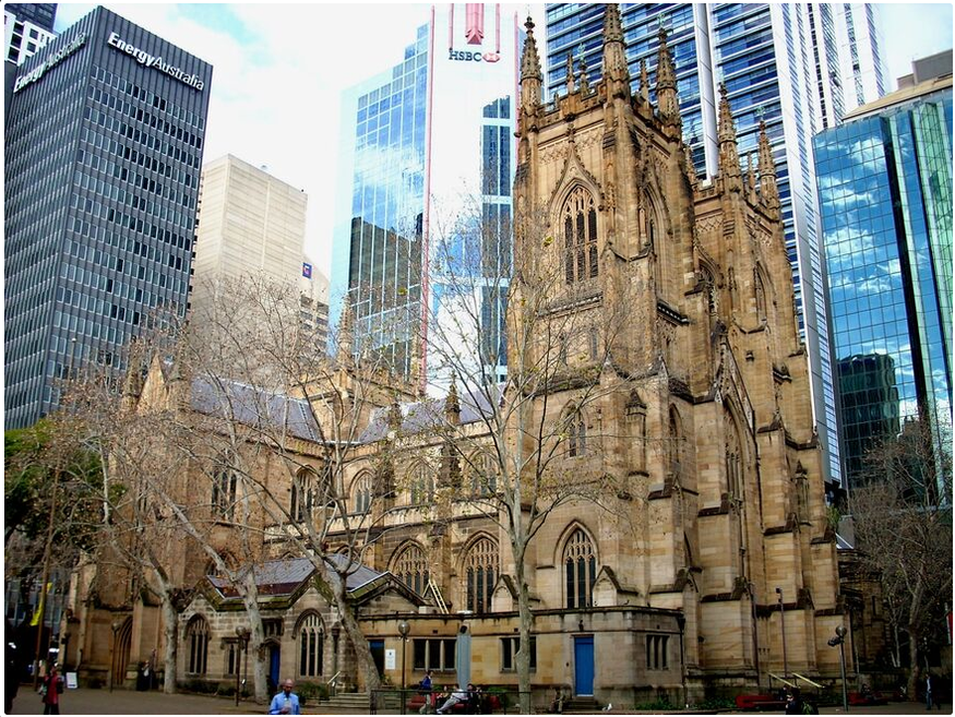 St Andrew's Anglican Cathedral